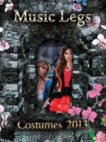 Music Legs 2013コスチュームカタログ