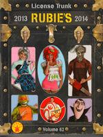 Rubie's 2013 ライセンスコスチュームカタログ