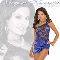 Elegant Moments 2013クリスマス&バレンタイン ランジェリーカタログ
