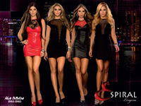 Espiral 2014 ダンスウェア, クラブウェアカタログ