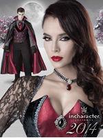 InCharacter Costumes 2014 ハロウィンコスチュームカタログ