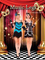 Music Legs 2014 コスチュームカタログ