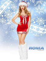 Roma2014クリスマス・サンタコスチュームカタログ