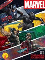 Rubie's 2018 Marvel ライセンスコスチュームカタログ