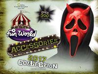 Fun World 2018 ハロウィン仮装アクセサリーカタログ