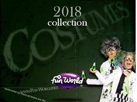 Fun World 2018ハロウィンコスチュームカタログ