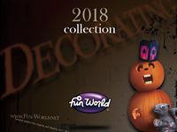 Fun World 2018 ハロウィンデコレーションカタログ