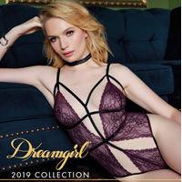 Dreamgirl 2019 セクシーランジェリーカタログ