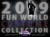 Fun World 2019 ハロウィンコスチュームカタログ
