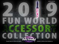 Fun World 2019 ハロウィン仮装アクセサリーカタログ