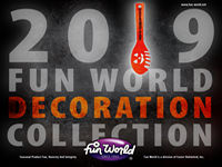 Fun World 2019 ハロウィンデコレーションカタログ