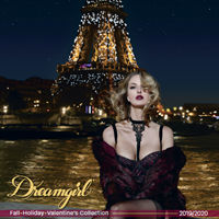Dreamgirl 2019 ホリデー ランジェリー コスチューム カタログ