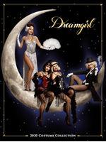 Dreamgirl 2020コスチュームカタログ