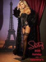 Shirley 2020 Holiday 2021 Valentine ランジェリーカタログ