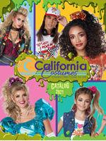 California Costumes 2021ハロウィンコスチュームカタログ